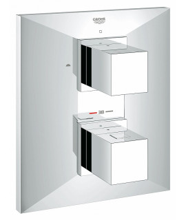 Термостат Grohe Allure Brilliant 19792000 для ванны